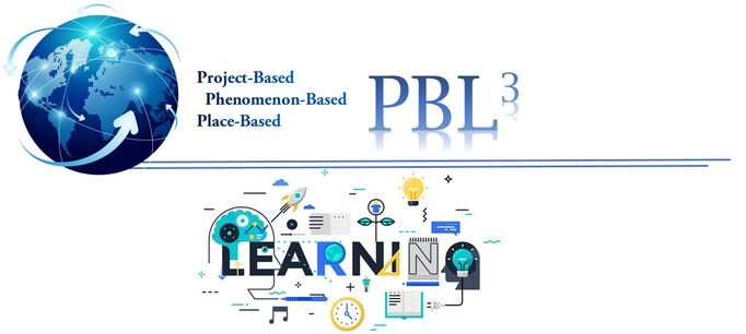 PBL3: Project, Place, and Phenomenon-Based Learning